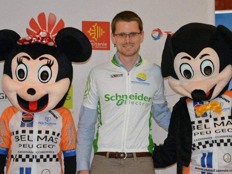 Team Schneider Electric